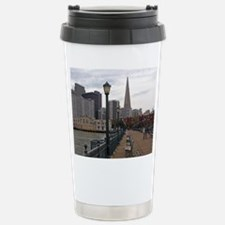 San Francisco bord walk Travel Mug