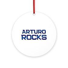 arturo rocks Ornament (Round)