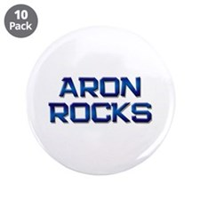"aron rocks 3.5"" Button (10 pack)"