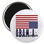 "O*B*A*M*A 2.25"" Magnet (100 pack)"