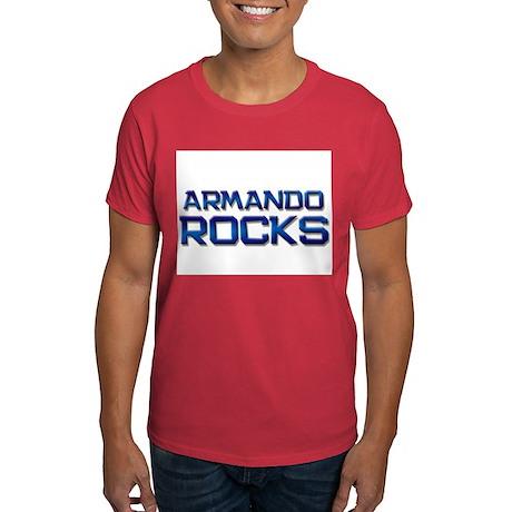 armando rocks Dark T-Shirt