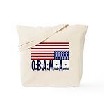 O*B*A*M*A Tote Bag