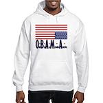 O*B*A*M*A Hooded Sweatshirt