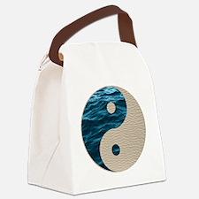 Unique Se Canvas Lunch Bag