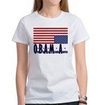 O*B*A*M*A Women's T-Shirt