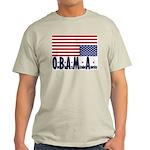 O*B*A*M*A Light T-Shirt