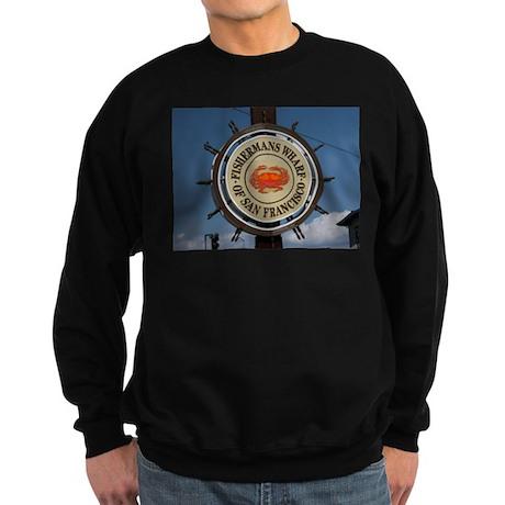 fishermans wharf Sweatshirt (dark)