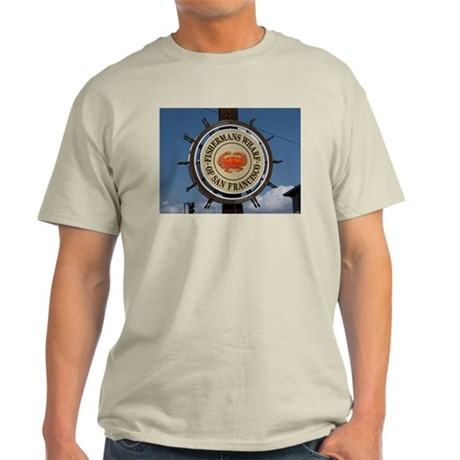 fishermans wharf Light T-Shirt