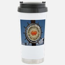 fishermans wharf Travel Mug