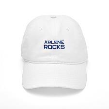 arlene rocks Baseball Cap