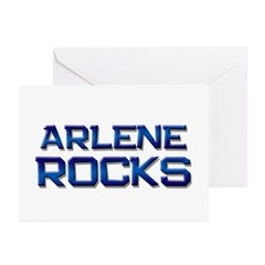 arlene rocks Greeting Cards (Pk of 20)