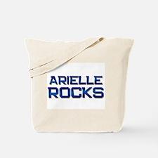 arielle rocks Tote Bag