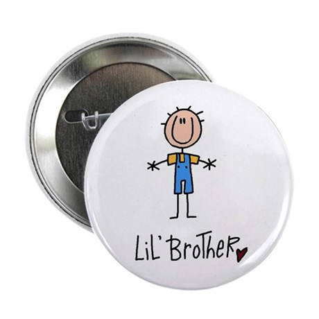 "Lil Brother 2.25"" Button (10 pack)"