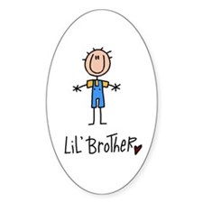 Lil Brother Decal