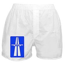 Autobahn Boxer Shorts