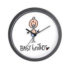 Baby Brother Wall Clock
