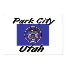 Park City Utah Postcards (Package of 8)