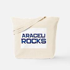 araceli rocks Tote Bag