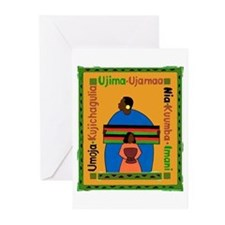 Kwanzaa Gift Greeting Cards (Pk of 10)
