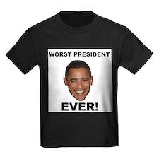 Obama Worst President Ever T