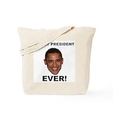 Obama Worst President Ever Tote Bag