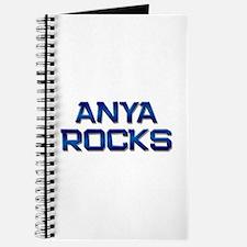 anya rocks Journal