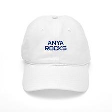 anya rocks Baseball Cap