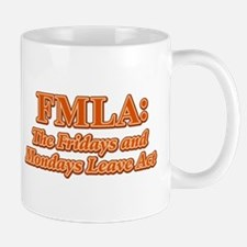 FMLA Fraud Mug
