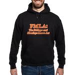 FMLA Fraud Hoodie (dark)