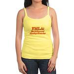 FMLA Fraud Jr. Spaghetti Tank