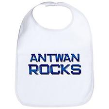 antwan rocks Bib