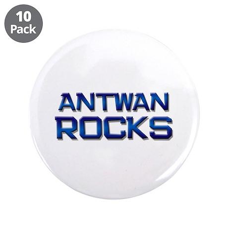 """antwan rocks 3.5"""" Button (10 pack)"""