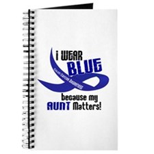 I Wear Blue For My Aunt 33 CC Journal