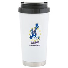 "European ""History"" Travel Mug"