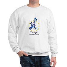 "European ""History"" Sweatshirt"