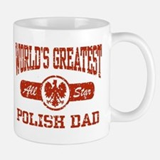 World's Greatest Polish Dad Mug