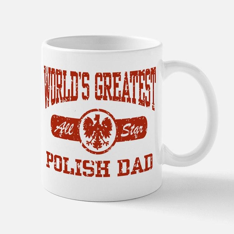 World's Greatest Polish Dad Mug