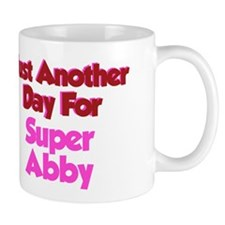 Another Day Abby Mug