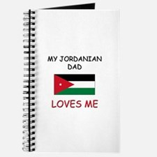My JORDANIAN DAD Loves Me Journal