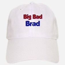 Big Bad Brad Baseball Baseball Cap