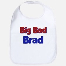 Big Bad Brad Bib