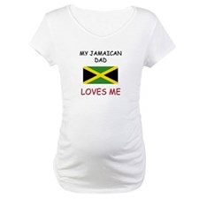 My JAMAICAN DAD Loves Me Shirt