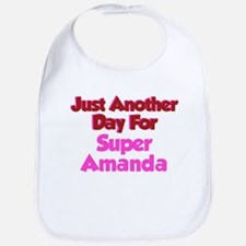 Another Day Amanda Bib