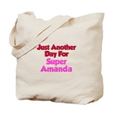 Another Day Amanda Tote Bag