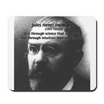Theoretical Science Poincare Mousepad