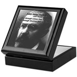 Theoretical Science Poincare Keepsake Box