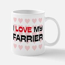 I Love My Farrier Mug