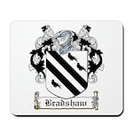Bradshaw Coat of Arms Mousepad
