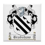 Bradshaw Coat of Arms Tile Coaster