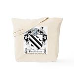 Bradshaw Coat of Arms Tote Bag